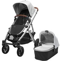 Uppababy Vista 2017 Pushchair and Carrycot, Loic
