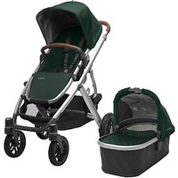 Uppababy Vista 2017 Pushchair and Carrycot, Austin