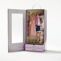 John Lewis & Partners Collector's Doll Wardrobe Bumper Set