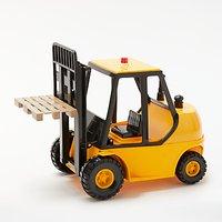 John Lewis & Partners 12 Construction Fork Lift Truck