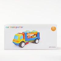 John Lewis & Partners Car Transporter