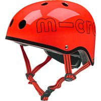Micro Scooter Safety Helmet, Glossy Red