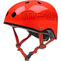 Micro Scooter Safety Helmet, Glossy Red, Small