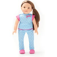 John Lewis & Partners Collector's Doll Bedtime Outfit