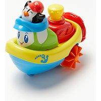John Lewis Wind Up Bathtime Boat