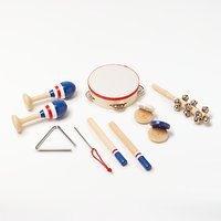 John Lewis 10 Piece Musical Instrument Set