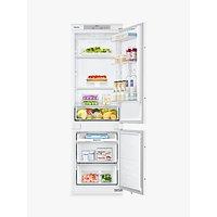 Samsung BRB260000WW/EU Integrated Fridge Freezer, A+ Energy Rating, 54cm Wide, White Gloss