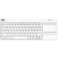 Logitech Wireless Touch K400 Plus Keyboard