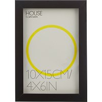 House by John Lewis MDF Wrap Photo Frame, 6 x 4 (10 x 15cm)