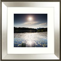 Mike Shepherd - Blue Skies Framed Print, 51 x 51cm