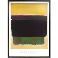 Mark Rothko - Yellow 1949 Framed Print, 74 x 100cm