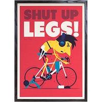 Spencer Wilson - Shut Up Legs Framed Print, 73 x 53cm