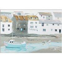 Hannah Cole - Old Sea Dog Unframed Print, 30 x 40cm