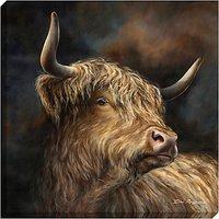 Dina Perejogina - Strong Will Canvas Print, 80 x 80cm