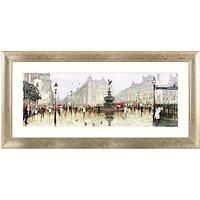 Richard Macneil - Piccadilly Days Framed Print, 128 x 62cm