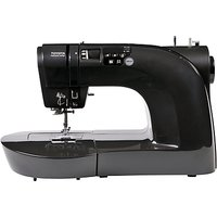 Toyota Oekaki Renaissance Sewing Machine, Black