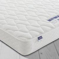 Silentnight Sleep Soundly Miracoil Comfort Mattress, Firm, Double