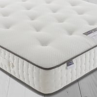 Silentnight Sleep Genius 1400 Pocket Memory Mattress, Firm, Double