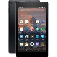 New Amazon Fire HD 8 Tablet with Alexa, Quad-Core, Fire OS, Wi-Fi, 32GB, 8, with Special Offers