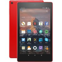New Amazon Fire HD 8 Tablet with Alexa, Quad-Core, Fire OS, Wi-Fi, 16GB, 8, with Special Offers