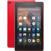 New Amazon Fire 7 Tablet with Alexa, Quad-core, Fire OS, Wi-Fi, 16GB, 7, with Special Offers