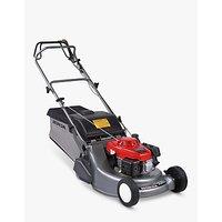 Honda HRD536QX Self-Propelling Petrol Lawnmower
