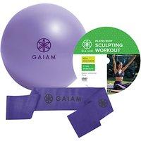 Gaiam Beginners Pilates Kit, Purple