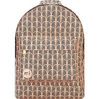 Mi-Pac Art Deco Backpack, Peach