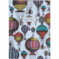 Chase And Wonder Hot Air Balloon Notebook