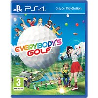 Everybodys Golf 7, PS4