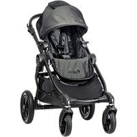 Baby Jogger City Select Pushchair, Charcoal Denim