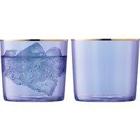LSA International Sorbet Glass Tumbler, Set of 2, 310ml