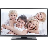 Linsar 32LED1500 LED HD Ready 720p Smart TV, 32 with Built-In Wi-Fi, Freeview HD & Freeview Play, Bl