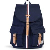 Herschel Supply Co. Offset Dawson Backpack, Navy Stripe