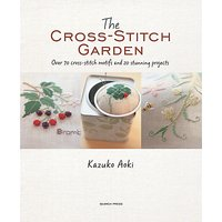 Search Press The Cross Stitch Garden Book by Kazuko Aoki