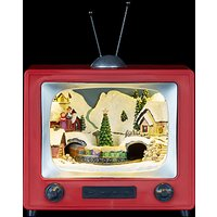 John Lewis LED Christmas TV Scene
