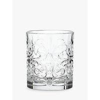 John Lewis Crystal Glass Cocktail Tumblers, Clear, 337ml, Set of 4