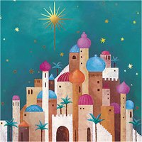 The Almanac Gallery Star of Bethlehem Charity Christmas Cards, Pack of 8