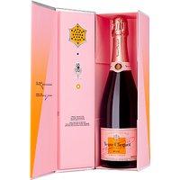 Veuve Cliquot Call Box Rose Champagne