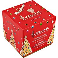 Holdsworth Traditional Festive Truffle Cube, 100g
