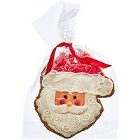 Image on Food Iced Gingerbread Santa, 95g