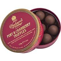 Charbonnel Et Walker Port & Cranberry Truffles, 120g