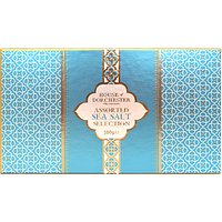 House Of Dorchester Tales Of The Maharaja Sea Salt Assorted Chocolates, 100g