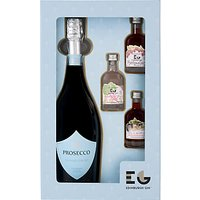 Winter Palace Edinburgh Gin and Prosecco Set, 90cl