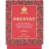 Prestat Blood Orange Cocktail Dark Truffles, 175g