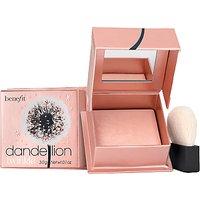 Benefit Dandelion Twinkle, Champagne Pink