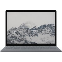 Microsoft Surface Laptop, Intel Core i5, 4GB RAM, 128GB SSD, 13.5 PixelSense Display, Platinum