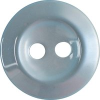 Groves Rimmed Button, 13mm, Pack of 6
