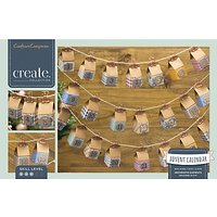 Crafters Companion Create Your Own Advent Calendar Kit