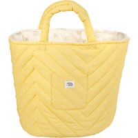 John Lewis & Partners Baby Forest Friends Storage Bag, Yellow